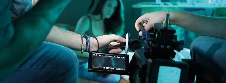 Curso Intensivo Verano Guion y Dirección Cinematográfica