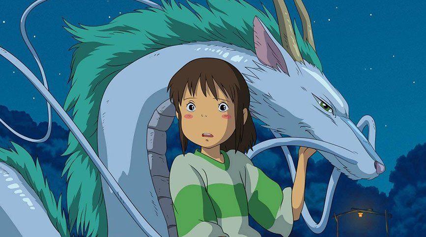 Beca Mujerex - El viaje de Chihiro