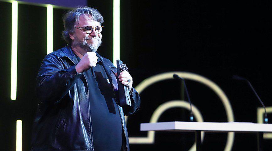 FX ANIMATION en el Festival de Málaga - Guillermo del Toro