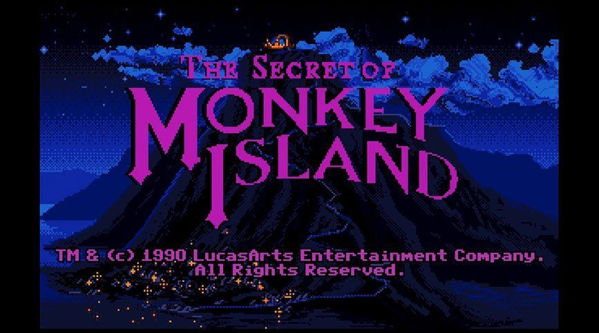 Ready Player One - The Secret of Monkey Island