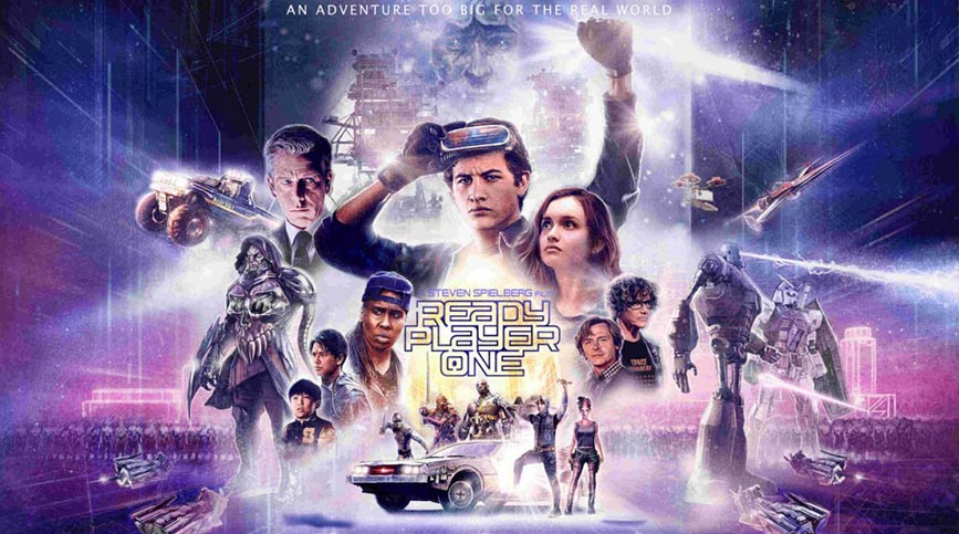 Ready Player One - Cartelera