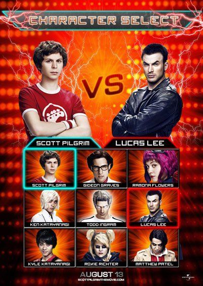 Ready Player One - Scott Pilgrim vs. the World