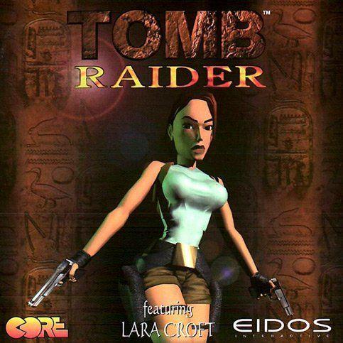 Ready Player One - Tomb Raider