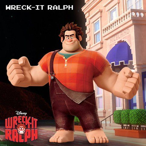 Ready Player One - Cartel de Wreck-It Ralph