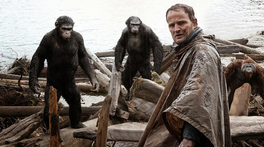 Curso de FX, VFX y CGI en FX ANIMATION - Dawn of the Planet of the Apes