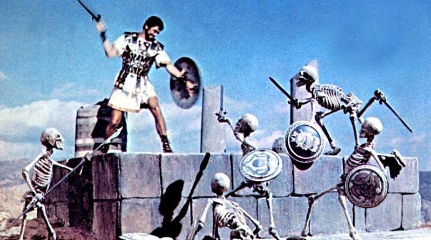 Curso de FX, VFX y CGI en FX ANIMATION - Jason and the Argonauts