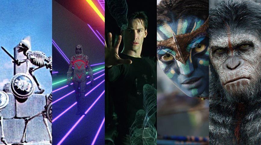 Curso de FX, VFX y CGI en FX ANIMATION - Portada