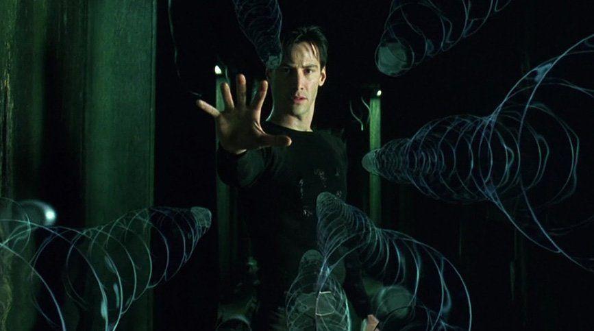 Curso de FX, VFX y CGI en FX ANIMATION - The Matrix