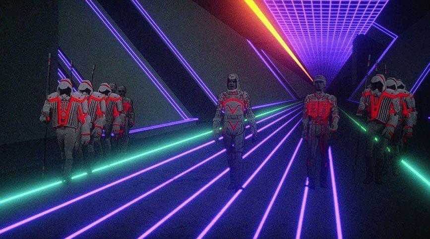 Curso de FX, VFX y CGI en FX ANIMATION - Tron