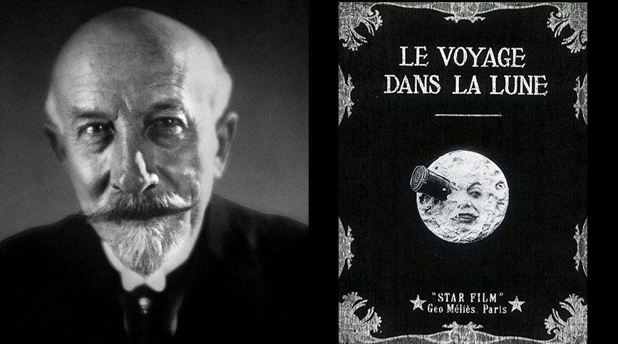 Estudiar guion, el arte que va más allá de escribir historias - Georges Méliès