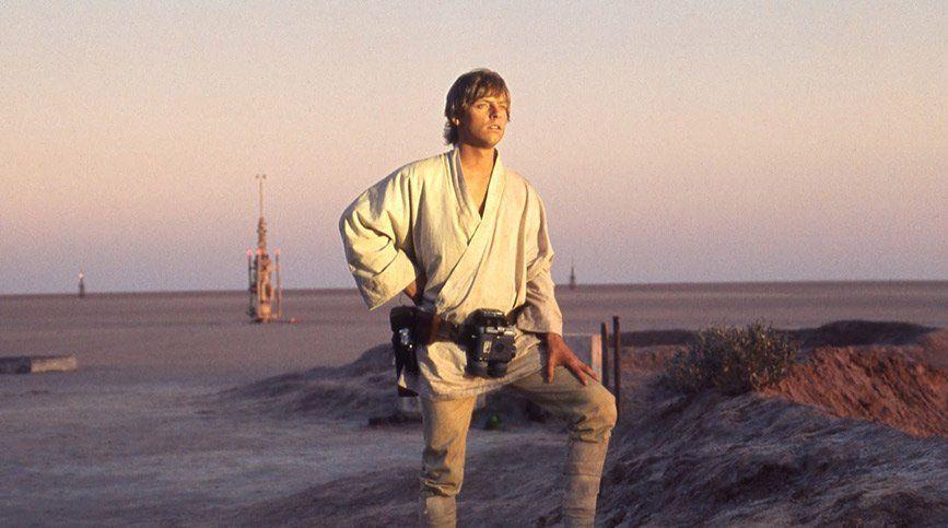 Estudiar guion, el arte que va más allá de escribir historias - Luke Skywalker