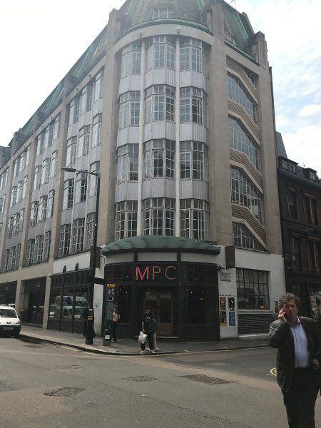 Así fue la visita a los estudios de efectos visuales MPC - Edificio MPC