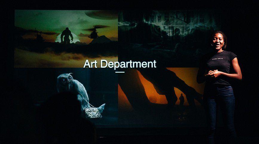 Así fue el Festival FX ANIMATION 2018 - Charla Framstore