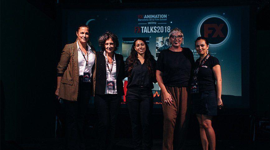 Así fue el Festival FX ANIMATION 2018 - Ponentes FX Talks