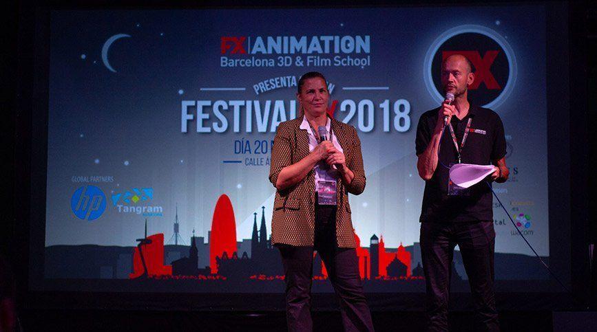 Así fue el Festival FX ANIMATION 2018 - Portada