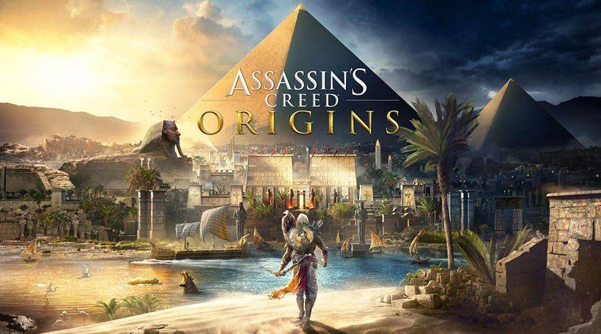 Conoce los videojuegos AAA o Triple A - Assassin's Creed Origins