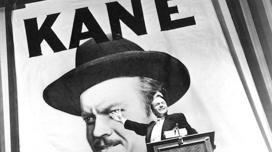 Miradas de Cine, taller de análisis cinematográfico - Ciudadano Kane