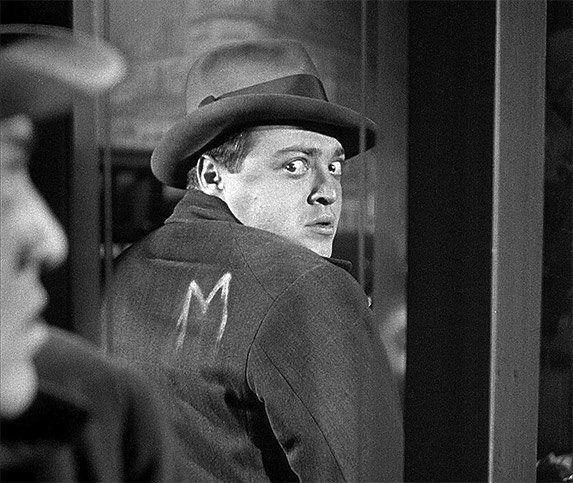 Miradas de Cine, taller de análisis cinematográfico - M de Fritz Lang