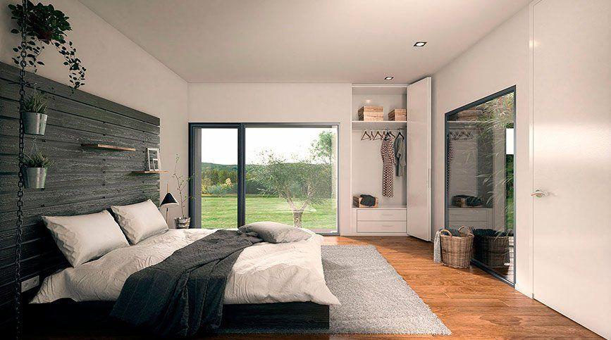 Realidad virtual para visualización arquitectónica - Vigario house (Habitación)