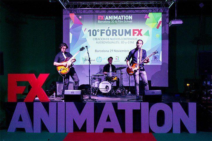 Cómo fue el emocionante Fórum FX ANIMATION 2018 - Fiesta del 3D (Concierto)