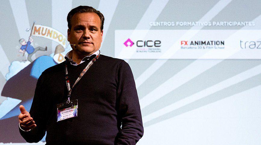 Cómo fue el emocionante Fórum FX ANIMATION 2018 - Manuel Mejide
