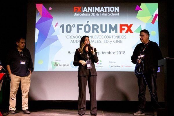 Cómo fue el emocionante Fórum FX ANIMATION 2018 - Portada