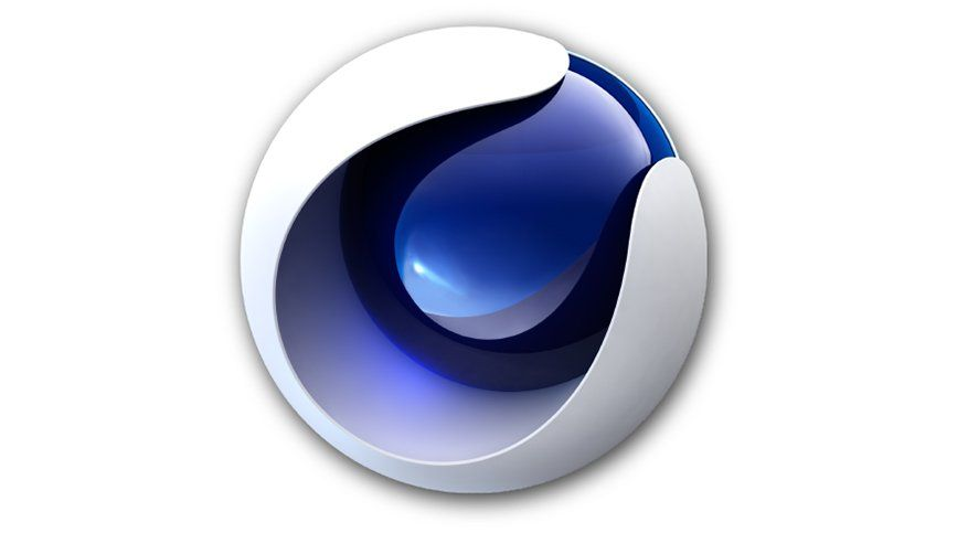 Estudia 3D para Motion Graphics - Logo Cinema 4D