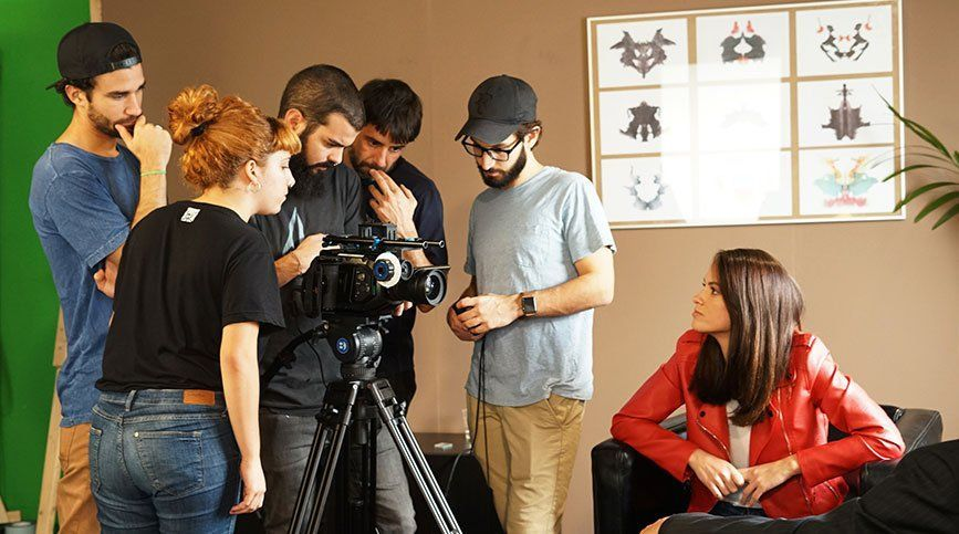 Curso de Introducción a la Realización Cinematográfica - Rodaje