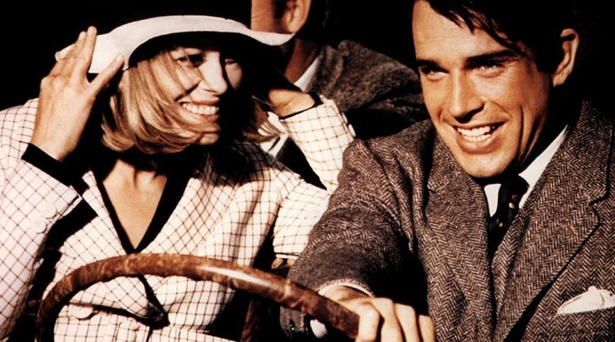 Edición y montaje para la historia del cine - Bonnie and Clyde
