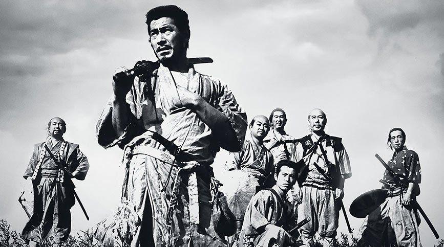 Edición y montaje para la historia del cine - Los Siete Samurais