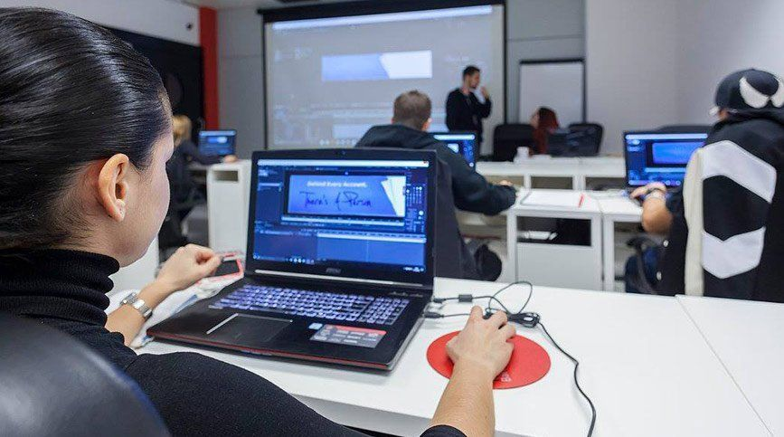 FX ANIMATION Premio Sant Jordi a la Industria - Clase (Ordenador)