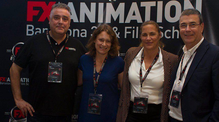 FX ANIMATION Premio Sant Jordi a la Industria - Festival (Grupo)