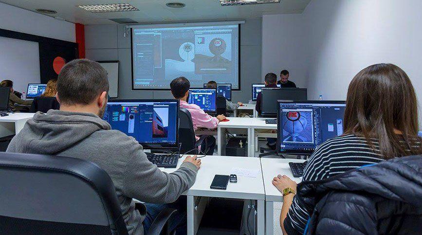 FX ANIMATION participa en JOBarcelona '19 - Equipo escuela