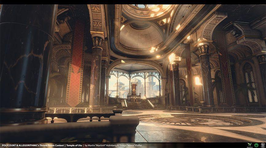 Por qué estudiar diseño y arte 3D para videojuegos en Barcelona - Thiago Klafke