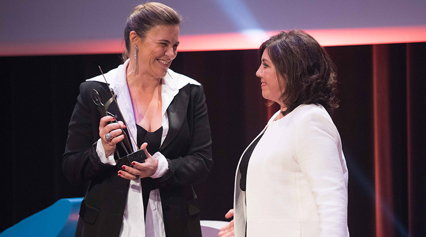 FX ANIMATION Premio Sant Jordi a la Industria – Portada