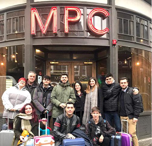FX Stage, una experiencia exclusiva junto a referentes del sector - MPC