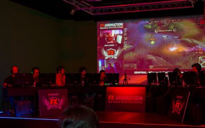 I TORNEO INTERNACIONAL de FX Animation Online de League of Legends