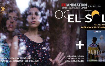 'Oculto el sol', coproducción de FX ANIMATION, en cartelera del 9 al 11 de febrero