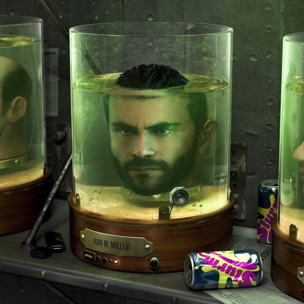 "Juan Manuel Molleví: ""Saber 3D te permite destacar entre el hervidero de diseñadores"""