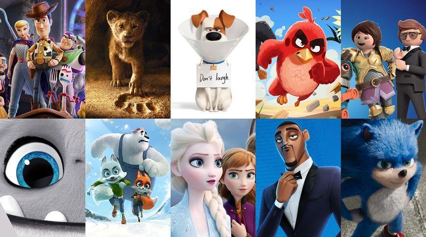 ¿Quieres estudiar animación de personajes? 10 estrenos inspiradores