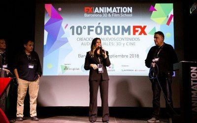 ¡Descubre cómo fue el emocionante Fórum FX ANIMATION 2018!