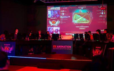 Conoce el deporte del siglo XXI y el equipo de eSports de FX ANIMATION