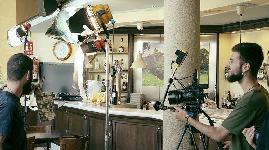 Comienza tu carrera hacia el cine con el curso de Realización Cinematográfica