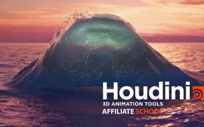 Estudiar Houdini, la garantía para trabajar con los mejores en VFX