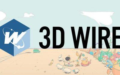 FX ANIMATION presente en 3D Wire con FX Carnival