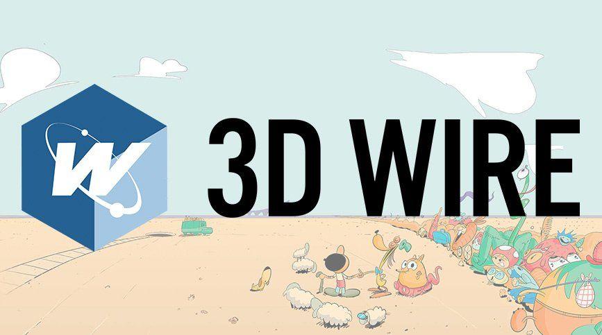 FX ANIMATION presente en 3D Wire con FX Carnival (Portada)