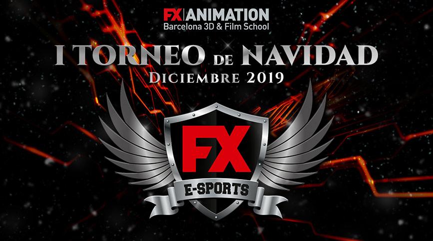FX ANIMATION, primera escuela de 3D y cine en lanzar equipo de E-Sports
