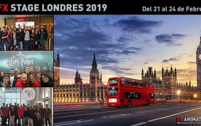 Apúntate al FX Stage Londres 2019