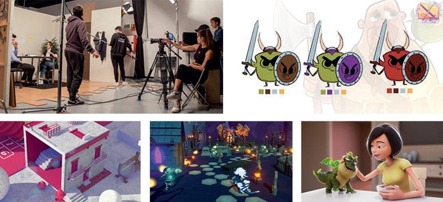 ¿Buscas un grado medio de cine y animación? Descubre nuestro ciclo preuniversitario - Montaje