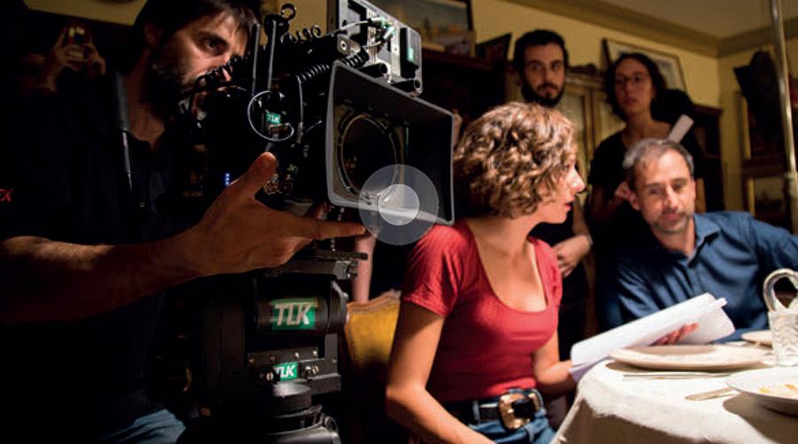 ¿Buscas un grado medio de cine y animación? Descubre nuestro ciclo preuniversitario - Rodaje